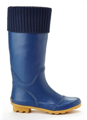 K&C Henry Ferrera KC Women's Water-Resistant Cuff Rain Boots