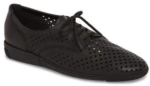 Sesto Meucci Dirce Perforated Oxford Flat