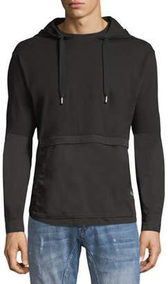 PRPS Double-Layer Hooded T-Shirt