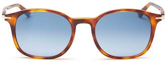 Persol Men's Officina Collection Rectangle Sunglasses, 51mm