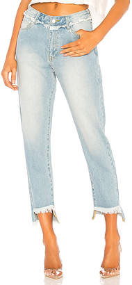 Dr. Denim High Waist Pepper Jean.