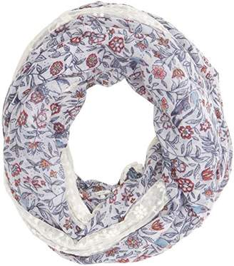 Fat Face Women's Linear Garden Lace Scarf,(Manufacturer Size: One)