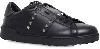 Valentino Stud Trim Sneakers