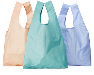 BAGGU Standard Triple Bag Set $35 thestylecure.com