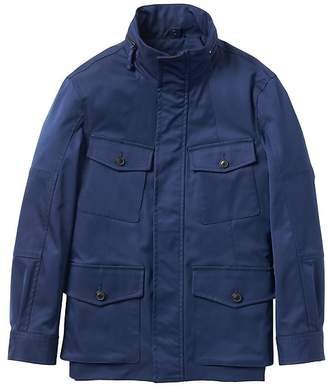 Banana Republic Water-Resistant Four-Pocket Jacket