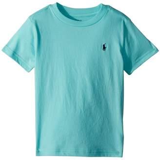 Polo Ralph Lauren Cotton Jersey Crew Neck T-Shirt Boy's T Shirt