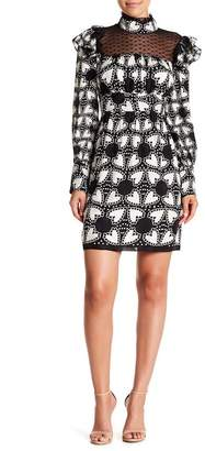 Anna Sui Chasing Hearts Dress