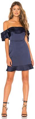 Bardot Athena Frill Dress