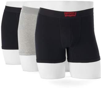 Levi's Levis Men's 3-pack Boxer Briefs