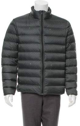 Fendi Roma Lightweight Puffer Jacket