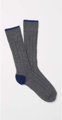 J.Mclaughlin Mens' Cashmere Socks