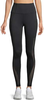 Vänna The Balance Collection Mesh-Side Pocket Leggings