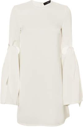 Ellery Thelma Tie Sleeve Mini Dress