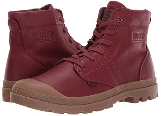 Palladium Pallabrousse Leather
