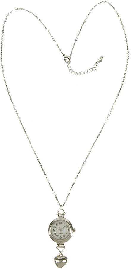Polished Watch Necklace