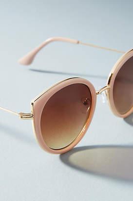 Anthropologie Philomena Cat-Eye Sunglasses