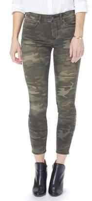 NYDJ Ami Camo Ankle Skinny Jeans