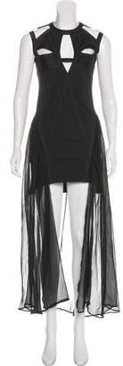 Unif Bodycon Midi Dress