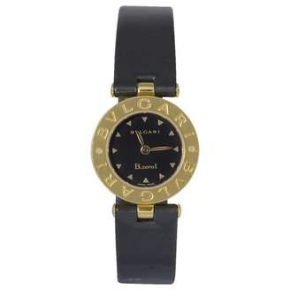 Bulgari Yellow gold watch