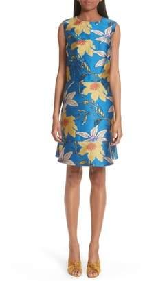 Etro Lily Jacquard A-Line Dress