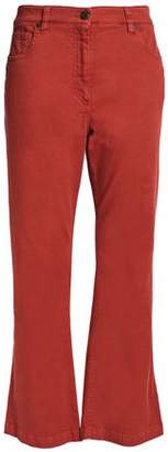 Brunello Cucinelli High-Rise Flared Jeans