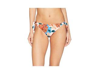 Bikini Lab THE Spanish Bloom Side Tie Hipster Bottom