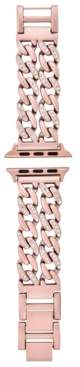 INC International Concepts I.n.c. Rose Gold-Tone Apple Watch Bracelet, Created for Macy's