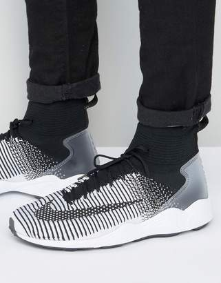 Nike FC Zoom Mercurial Sneakers In Black 852616-002