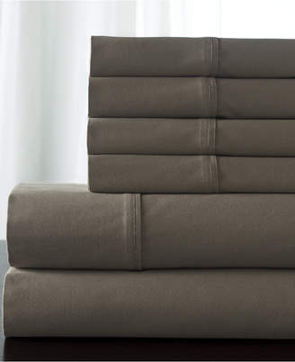 Elite Home Camden Cotton 350-Thread Count 6-Pc. King Sheet Set Bedding