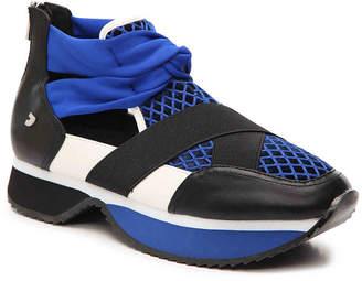 GIOSEPPO Ribbon Platform Sneaker - Women's