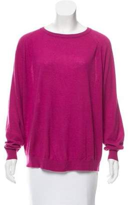 Co Scoop Neck Cashmere Sweater