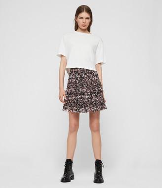 AllSaints Sanse Freefall Skirt