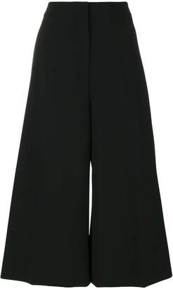 Stella McCartney wide leg cropped pants