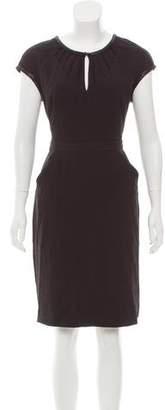 Tory Burch Embellished Knee-Length Dress