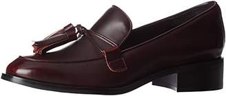 Atelier Mercadal Women's Clyde Moccasins, Red Indios Bordo