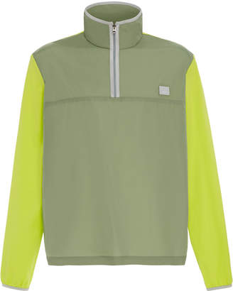 Acne Studios Osric Colorblocked Shell Jacket