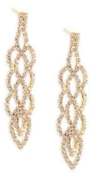 Jules Smith Designs Sparkle Braid Earrings