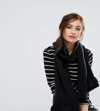 Paige Willow And Willow and Oversized Scarf with Frill Detail