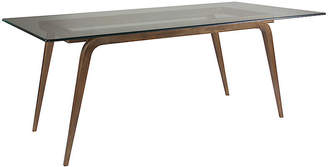 Artistica Mitchum Dining Table - Antiqued Copper