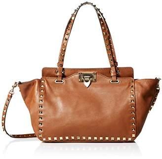 Valentino Women's Rockstud Double Handle Bag