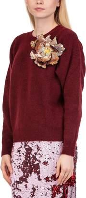 Essentiel Rhodes Flower Sweater