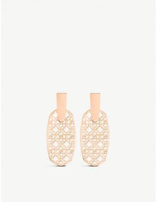 Kendra Scott Aragon filigree earrings