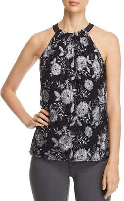 Le Gali Iva Embroidered Sleeveless Blouse - 100% Exclusive