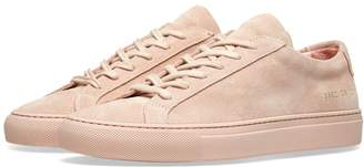 Common Projects Woman By Woman by Original Achilles Low Suede