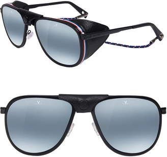 7820162f3e9a Vuarnet Glacier XL 61mm Polarized Sunglasses