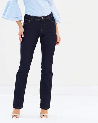 Dorothy Perkins Ashley Bootcut Jeans