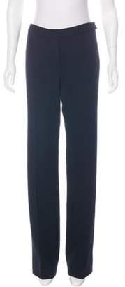 Protagonist Wide-Leg Wool Pants w/ Tags Black Wide-Leg Wool Pants w/ Tags