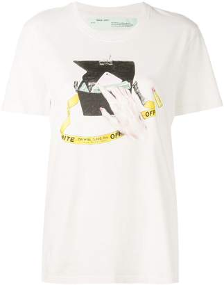 Off-White graphic print T-shirt
