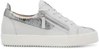 Giuseppe Zanotti Design Nicki low top trainers