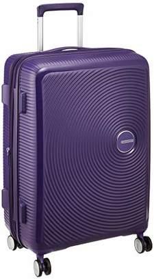 American Tourister (アメリカン ツーリスター) - [アメリカンツーリスター] スーツケース SOUND BOX サウンドボックススピナー67 無料預入受託サイズ 71L 67cm 3.7kg 32G*91002 91 パープル